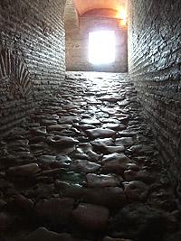 アヤソフィアの石畳