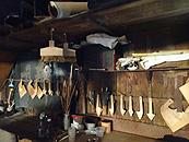 伝統の美しさを生み出す数々の道具