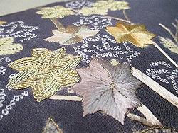 秋の風景名古屋帯