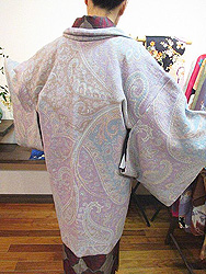 カシミール羽織