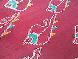 オリッサの絣織り