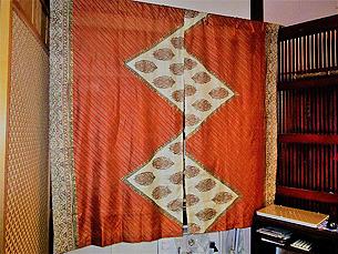 インドの布…ふたたび