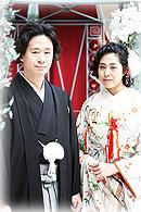ご婚礼撮影☆明治期の打掛