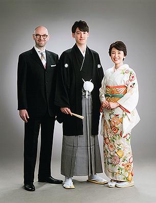 成人のお祝い☆ご家族写真