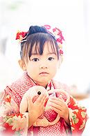 愛らしい3歳のお嬢様☆