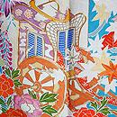 四季の花々古典文様振袖