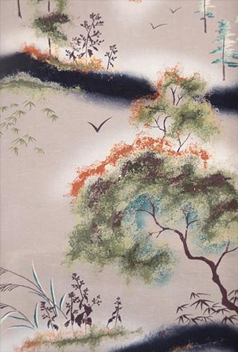 きもの展「秋の序」