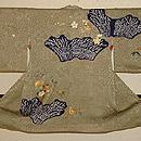 梅に橘刺繍羽織 背面