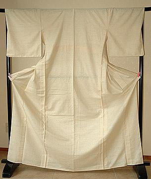 インドシルク単衣