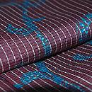 唐草文様絽羽織
