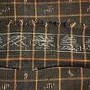 久米島紬 織り出し
