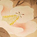 四季の花文様単衣