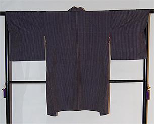 唐桟縞羽織