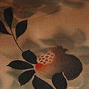 石榴の染名古屋帯