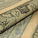 ヨーロッパ織象柄名古屋帯 質感・風合