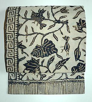インドネシアジャンビ更紗帯