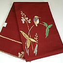 龍村平蔵製「ひすい」袋帯 帯裏