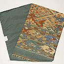 ラオス紋織り名古屋帯 帯裏