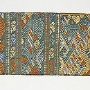 ラオス紋織り名古屋帯 前中心