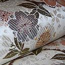 「八重桜」袋帯 質感・風合