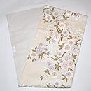 「八重桜」袋帯 帯裏