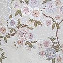 「八重桜」袋帯 前中心