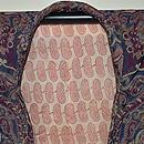 カシミール織コート 裏地