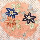 花丸文刺繍長羽織 質感・風合