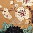 梅菊の図長羽織 質感・風合