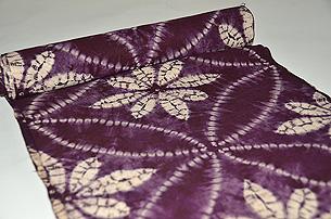 紫根染着尺