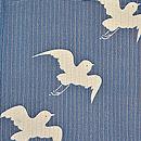 千鳥の羽織 質感・風合