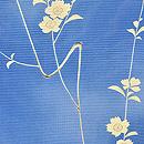 絽地枝垂れ桜の小紋 質感・風合