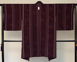ふくら雀文様羽織