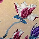 木蓮の図羽織 質感・風合