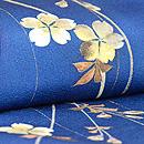 枝垂れ桜の図付下 質感・風合