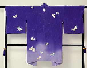 蝶々尽くし羽織