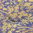 カシミール織コート 質感・風合(表地・くるみボタン)