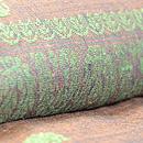 生紬に紋織りの羽織 質感・風合