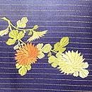 鳳凰に花々刺繍羽織 質感・風合