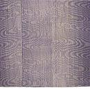 伊予絣濃紫小紋 上前