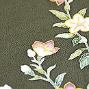 春の野花の図訪問着 質感・風合