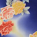 ぼかしに薔薇の羽織 質感・風合