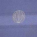 瑠璃色梅の訪問着 紋