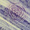 薔薇文様羽織 質感・風合