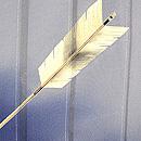 裾ぼかしに矢羽根の単衣訪問着 質感・風合