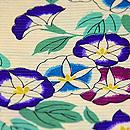 初夏の花々単衣小紋 質感・風合