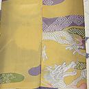 葡萄の図羽織 羽裏