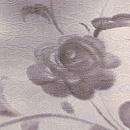 瑞雲にバラの小紋 質感・風合