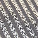 波紋縞単衣小紋 質感・風合