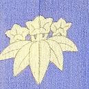 カタツムリに撫子の図単衣付下 背紋